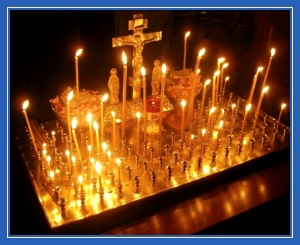 Молитва, Канон, в храме, За упокой