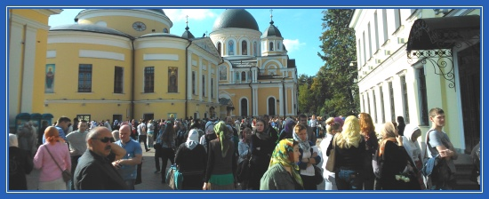 Покровский монастырь, Рождество Пресвятой Богородицы