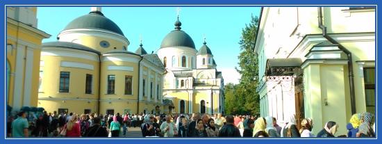 Покровский монастырь, Таганка