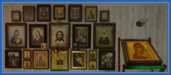 Акафист по соглашению - Казанской иконе Божией Матери