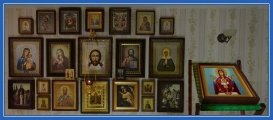Акафист по соглашению - иконе Божией Матери Неупиваемая Чаша