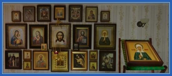 Акафист по соглашению - святой блаженной Матроне Московской