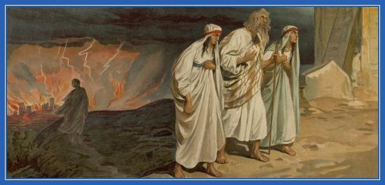 Содом и Гоморра, Лот