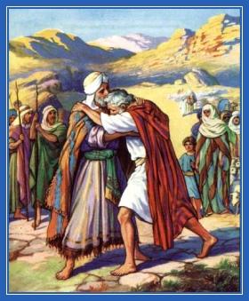 Примирение Исаака и Иакова