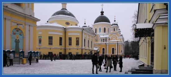 Покровский монастырь, Рождество Христово