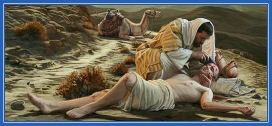 Милосердный самарянин, милосердие, доброта