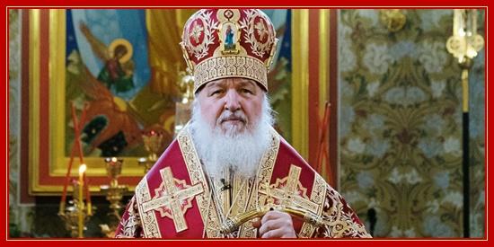 Патриарх Кирилл, Пасха, поздравление, обращение