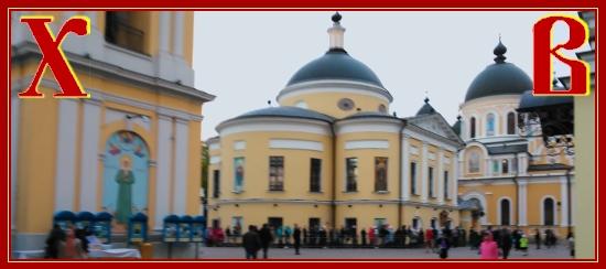 Покровский монастырь, Пасха Христова, 2016 год