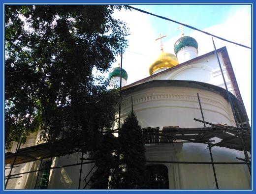 Сретенский собор, монастырь