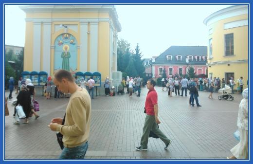 Покровский монастырь, колокольня