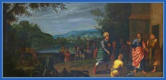Пророк Елисей и Нееман
