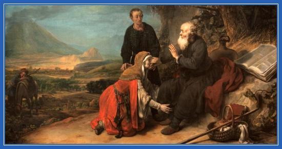 Пророк Елисей и сонамитянка