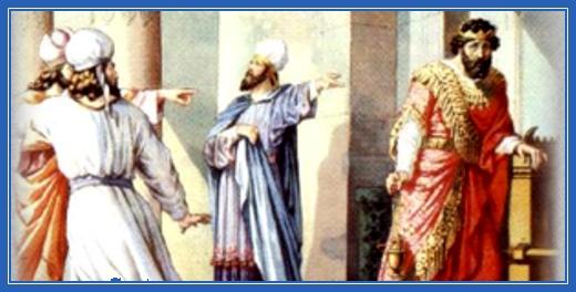 Царь Озия, наказание