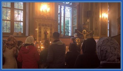 Воскресенский собор, чудотворная икона святой Матроны