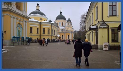 Покровский монастырь 6 ноября 2016