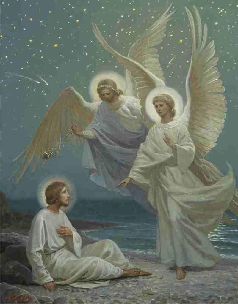 Явление Ангелов св. Николаю