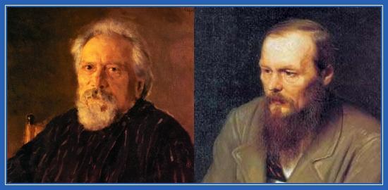 Достоевский и Лесков