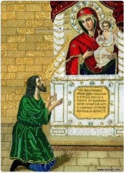 Нечаянная радость, икона Божией Матери