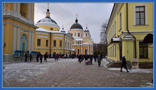 Покровский монастырь. 11 декабря 2016