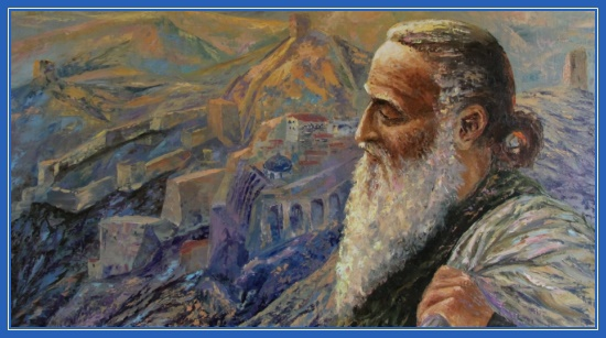 Преподобный Иоанн Дамаскин, песнописец