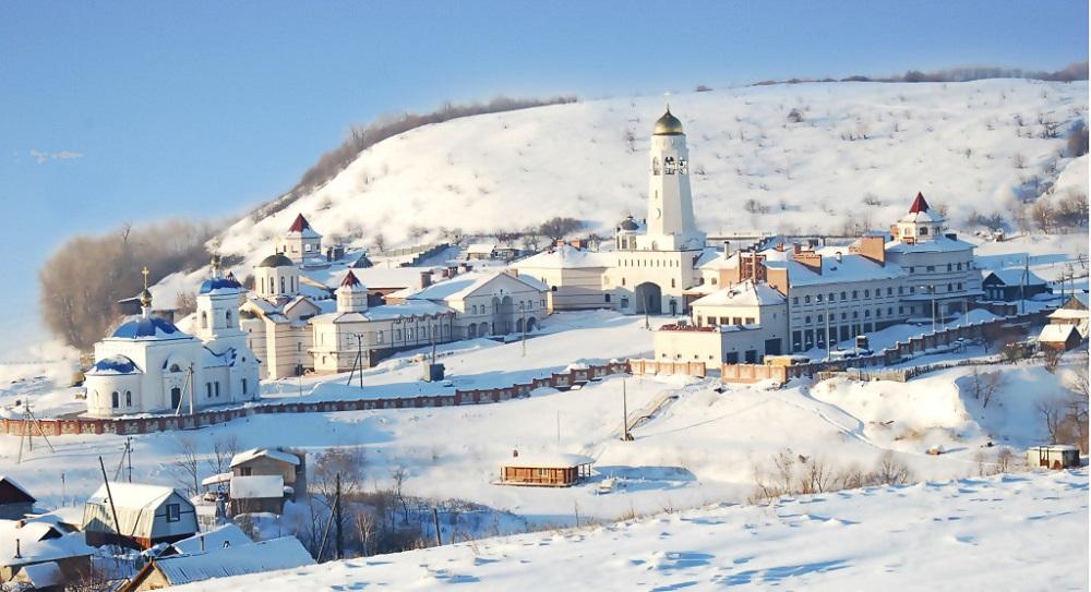 Свято-Богородичный Казанский мужской монастырь, с. Винновка
