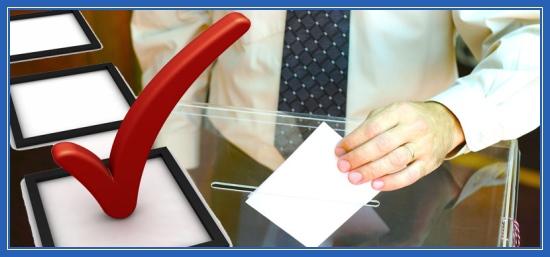 Выборы, голосование