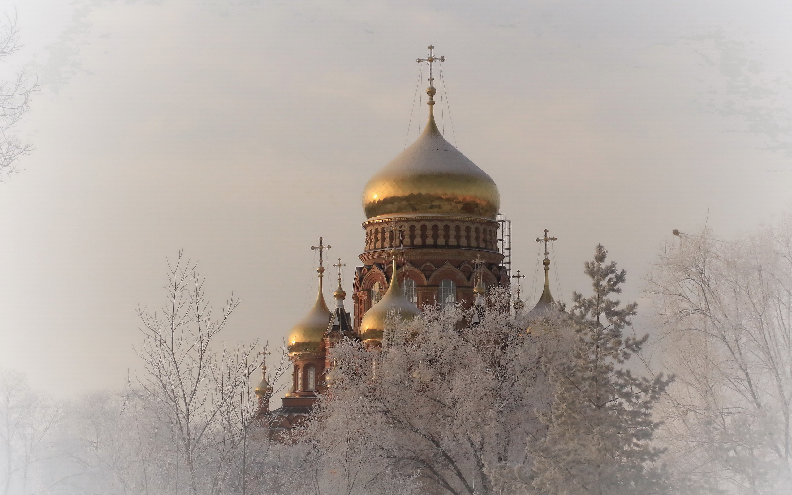Зимний храм