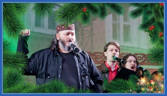 Ансамбль ИХТИС, Рождество Христово