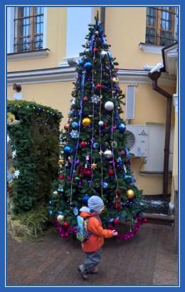 Елка, Рождественская