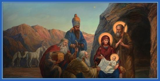 Рождество Христово. Картины художников