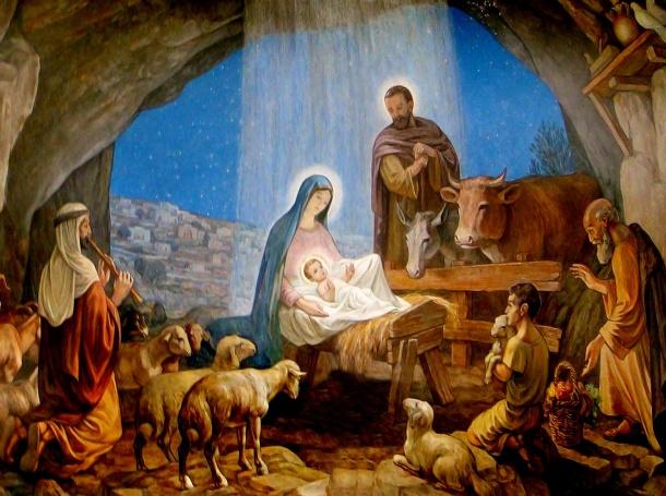 Рождество Христово. Пастухи