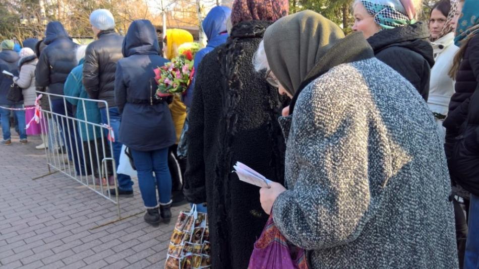 Матрона В Воронеже 2017 Юбки Выдают