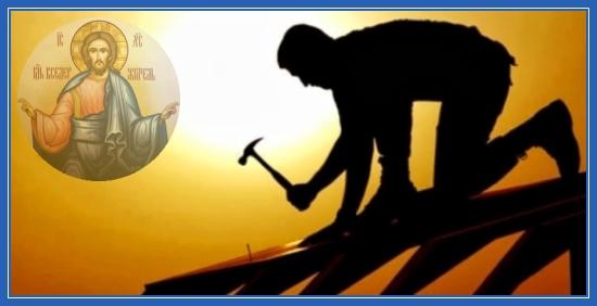 Плотник. Богоугодное дело