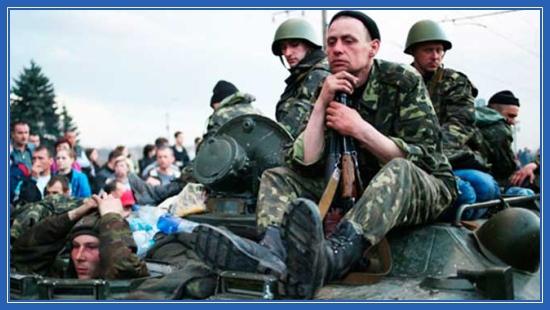 Война на Украине, Донецк