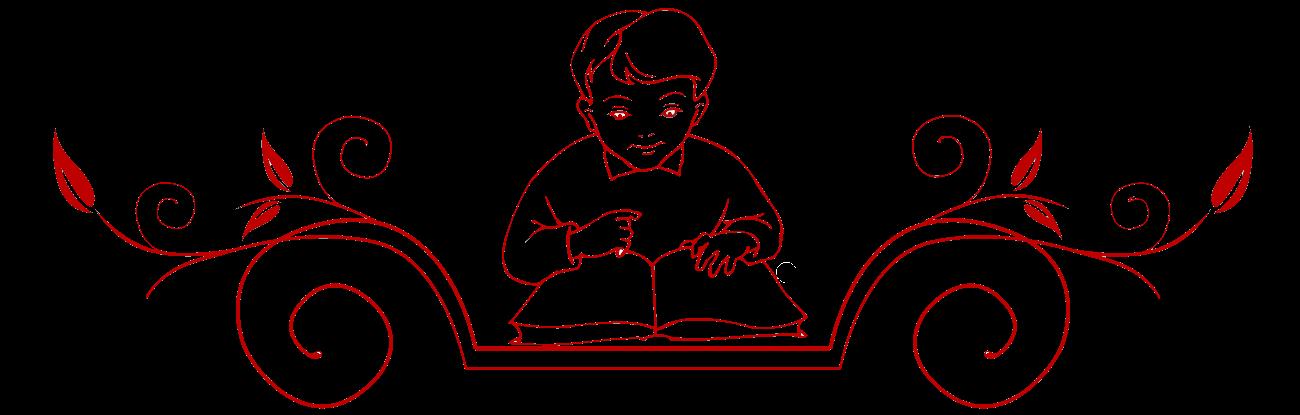 Детское чтение, ребенок за книгой