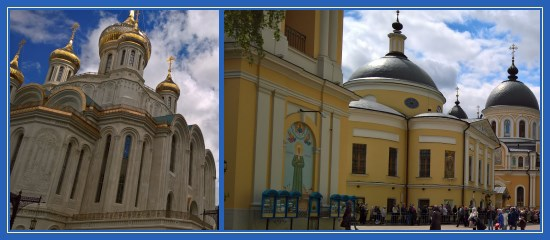Паломничество в Сретенский и Покровский монастырь