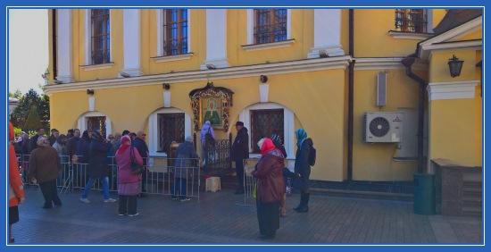 Покровский монастырь 14 мая 2017