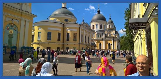 Покровский монастырь. 18 июня 2017
