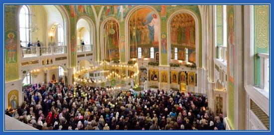 Сретенский монастырь, Новый храм Новомучеников и Исповедников Российских
