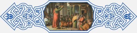 Апостол Павел проповедует. Деяния святых Апостол