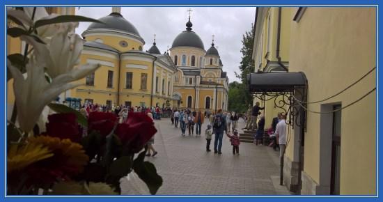 Покровский монастырь 2 июля 2017