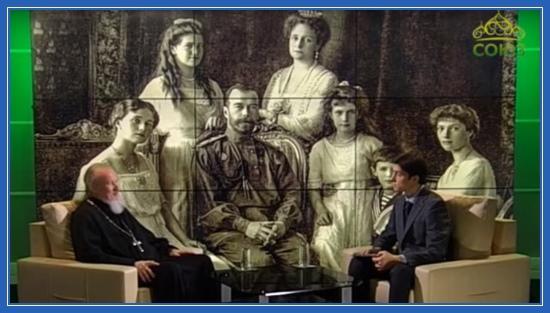 Царская семья, телепередача