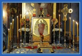 Икона Божией Матери Споручница Хлебов