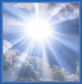 Небо, небеса, свет