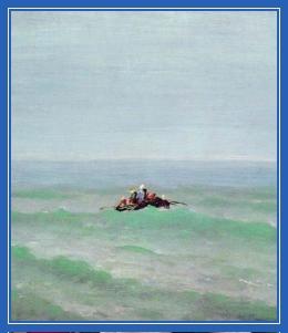 Плот, море, спасение