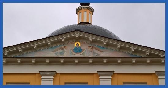 Покровский монастырь, Покров Пресвятой Богородицы