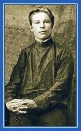 Священник Иоанн Быстров