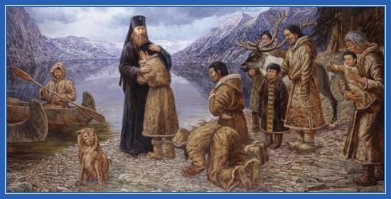 Святитель Иннокентий, Апостол Аляски