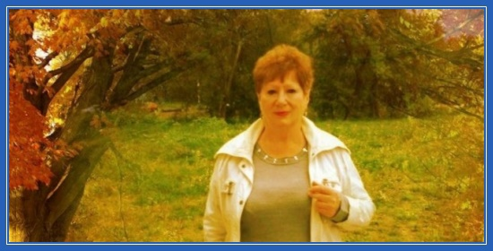 Зинаида Полякова. Осень, стихи