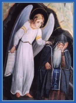 Ангел и монах